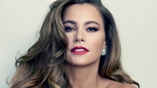 Sofia Vergara Goes Topless for 'Vanity Fair': 'I Wish I Had Fake Boobs'