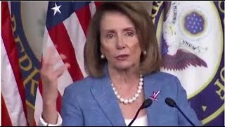 AFTER DEMS TURNED AGAINST HER NANCY PELOSI SAID ONE THING THAT ALL REPUBLICANS WILL LOVE!