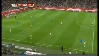 Poland Vs Greece International Friendly Full Match @ 17-06-2015 - 2st Half (0-0)