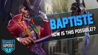 Vainglory Gameplay - Episode 311: HOW IS THIS POSSIBLE!? Baptiste |CP| Jungle Gameplay [Update 2.4]