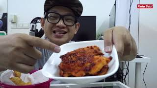 Korean Spicy Chicken Strips Guna Perencah Samyang 2X Spicy | Experiment 5