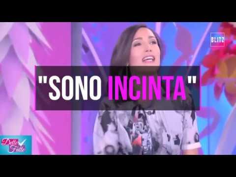 Caterina Balivo incinta: l'emozionante annuncio in diretta tv