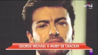 Cântărețul George Michael s-a stins din viaţă la vârsta de 53 de ani