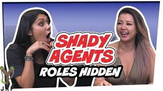 SHADY AGENTS | Most Awkward Moment?? | Ft. Gina Darling, Steve Greene & Nikki Limo | Roles Hidden