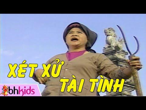 Phim Xét Xử Tài Tình | Cổ Tích Việt Nam [Full HD]