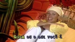 Xuxa   Se eu fosse The gorilla Song