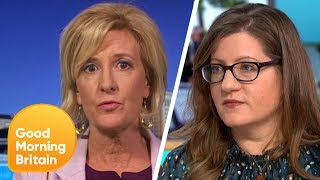 Pro-Lifer Becky Gerritson Wants Abortion to Be Illegal in Every State | Good Morning Britain