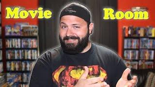 Movie Room Tour   BLURAY DAN