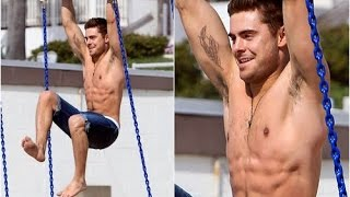 Zac Efron Workout | Neighbors Routine and Diet