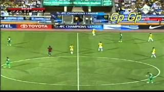 الاتحاد السعودى وذوب اهن الايرانى دوري أبطال آسيا للمحترفين 2010م