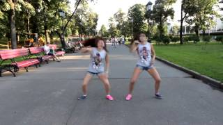 Iggy Azalea - Work/Hip-hop dance/Budunova Anastasia & Genina Ekaterina