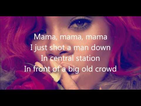 Xxx Mp4 Rihanna Man Down Lyrics 3gp Sex