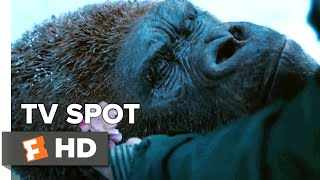 War for the Planet of the Apes TV Spot - Beginning and the End (2017) | Movieclips Coming Soon