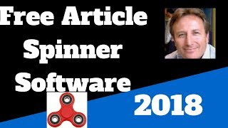 Free Google Friendly Article Spinning Software!