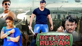 Return Of Rustom - Dubbed Hindi Movies 2016 Full Movie HD l Darshan Rakshita Ashish Vidyarthi