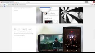 Como assistir vídeos e ouvir musicas do Youtube sem internet