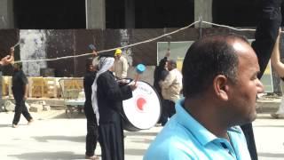 معجزة ظهور الامام المهدي في كربلاءHD