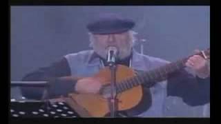 Cesar Isella - Cancion con todos - Santiago de Chile 5/09/03