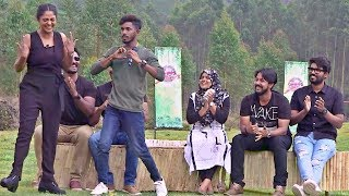 Made for each other season 2 I Love or trust; which is more important? l Mazhavil Manorama