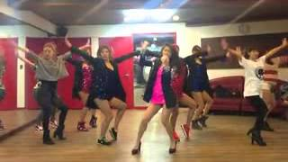 121107 Ailee (에일리) - I Will Show You Dance Practice Video