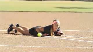 Softball Pitching Drills: Jump-Up Drill - Amanda Scarborough