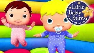 Jump Jump   Baby Dance   Nursery Rhymes   Original Songs By LittleBabyBum!