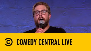 Iain Stirling's Millennial Approach to Fitness | Comedy Central Live