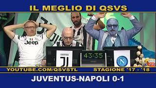 QSVS - I GOL DI JUVENTUS - NAPOLI 0-1 - TELELOMBARDIA / TOP CALCIO 24
