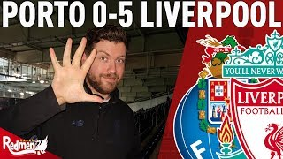 Mane Hattrick, Best Performance Of The Season! | Porto v Liverpool 0-5 | Paul's Match Reaction