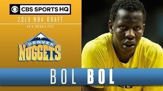 Nuggets cash in on Bol Bol