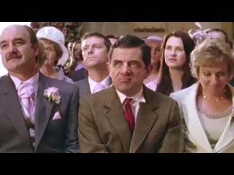 One Wedding and a Funeral | Funny Clip | Classic Mr Bean Video Clip