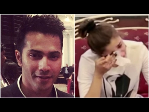 What Did Varun Do That Made Alia Cry? |  Bollywood News