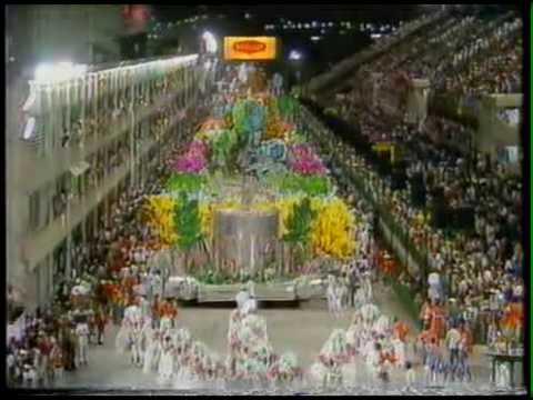 Desfile da Mangueira de 1992
