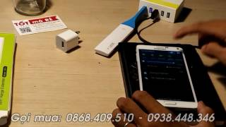 Review - Trên tay và hướng dẫn sử dụng WIFI+