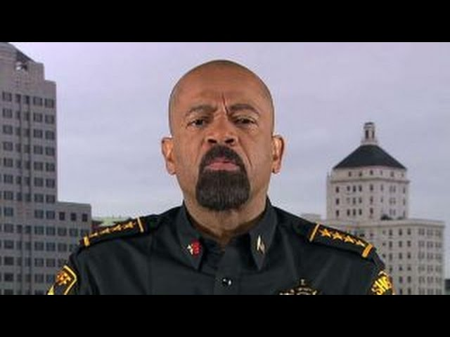 Sheriff David Clarke sounds off on Sen. Cory Booker