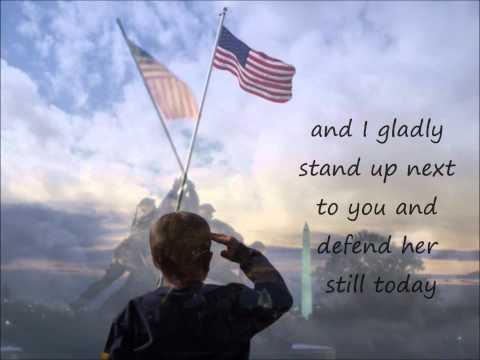 watch Lee Greenwood- God Bless the U.S.A. lyrics