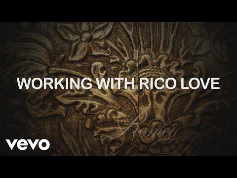 Romeo Santos - Formula, Vol. 1 Interview (English): Working With Rico Love