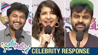 Ami Tumi Movie Celebrity Response   Srinivas Avasarala   Adivi Sesh   Vennela Kishore   Eesha