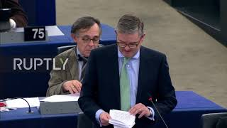 France: MEPs warn of