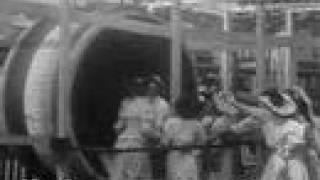 Boarding School Girls At Coney Island 1905
