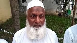 Madrasa merajul uloom Dharampuri Tamilnadu ke Molana Shabbir Hazrat indiase mohabbat Karne walezaroo