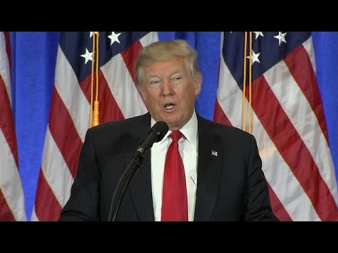 Donald Trump Press Conference Indistinguishable from SNL Skit