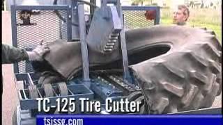 TC-125 Tire Cutter