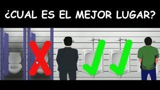 ¿CUAL ES EL MEJOR LUGAR PARA ORINAR? - Fernanfloo