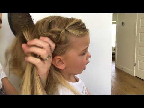 Xxx Mp4 Little Girls Hair Tutorial Elsa Braid Milo 3gp Sex