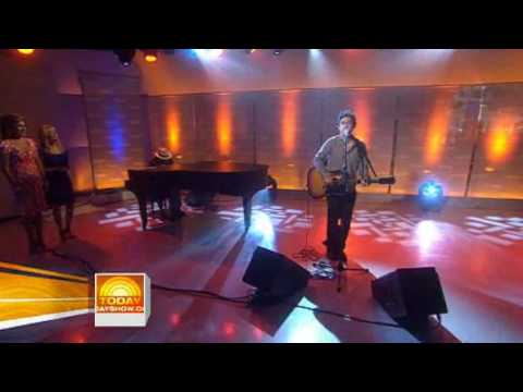 Download Joshua Radin - Brand New Day Live on TODAY SHOW