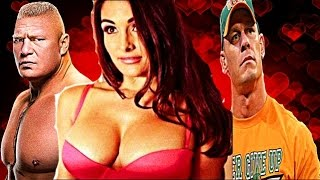 Nikki Bella/ Brock Lesnar/ John Cena  All Of Me