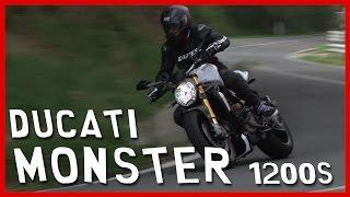 Essai Ducati Monster 1200S : la moto des