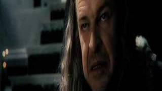 Władca Pierścieni - parodia relacja z meczu