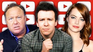 What The Alex Jones Shutdown Scandal and Conspiracy Shows Us, Emma Stone Backlash, and More...